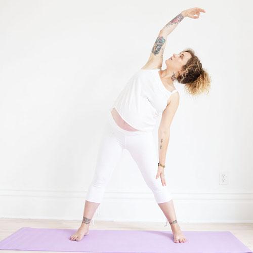 Yoga Prénatal Technique