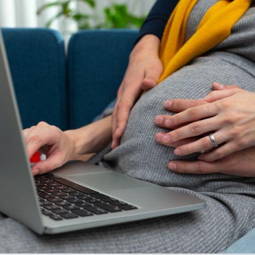 Préparation online à la naissance