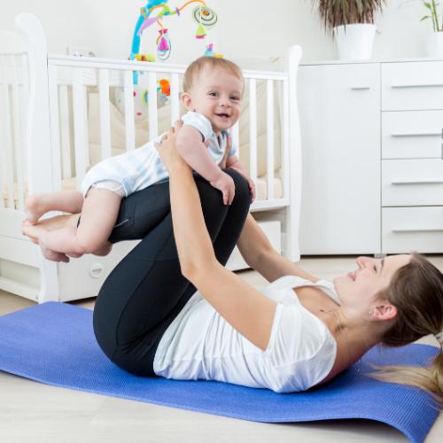 Postnatal Périnée avec bébé Virtuel
