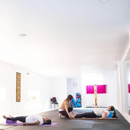 Yoga Prénatal Yin-Nidra