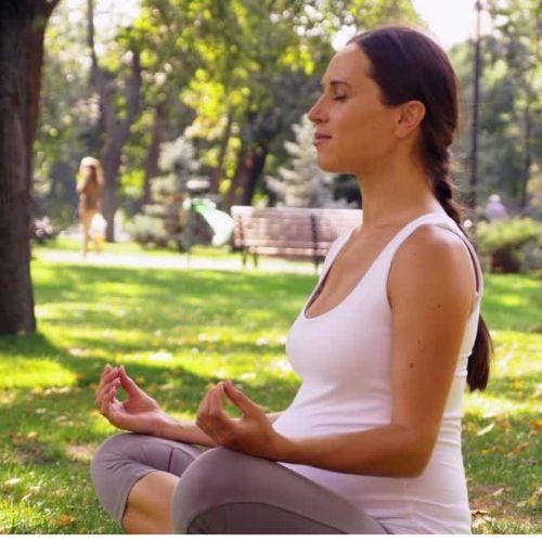 Yoga Prénatal Nature